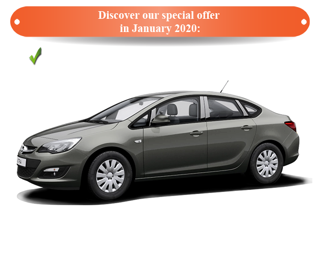 opel astra automat car for rent in bucharest romania