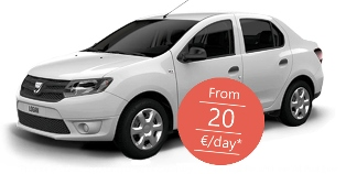 Promo offer Targu Mures rent cars