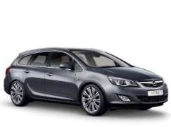 Opel Astra Tourer BC